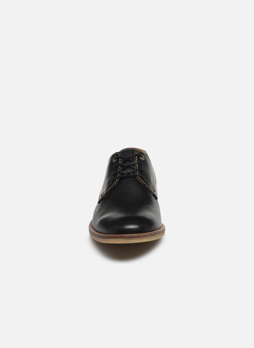 Chaussures à lacets Kickers BACAR Noir vue portées chaussures