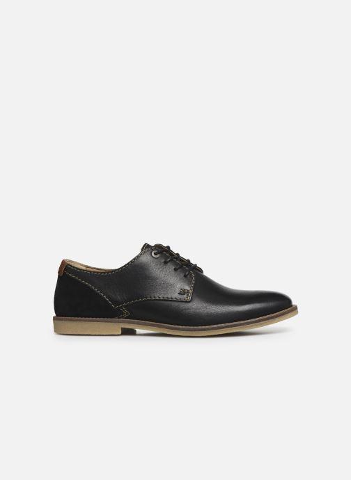 Chaussures à lacets Kickers BACAR Noir vue derrière