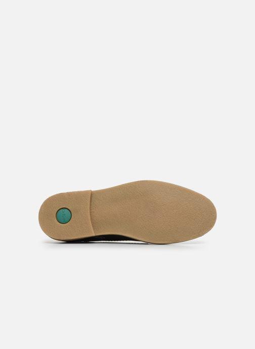 Chaussures à lacets Kickers BACAR Noir vue haut