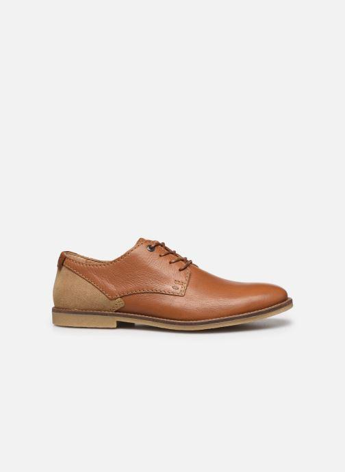 Chaussures à lacets Kickers BACAR Marron vue derrière