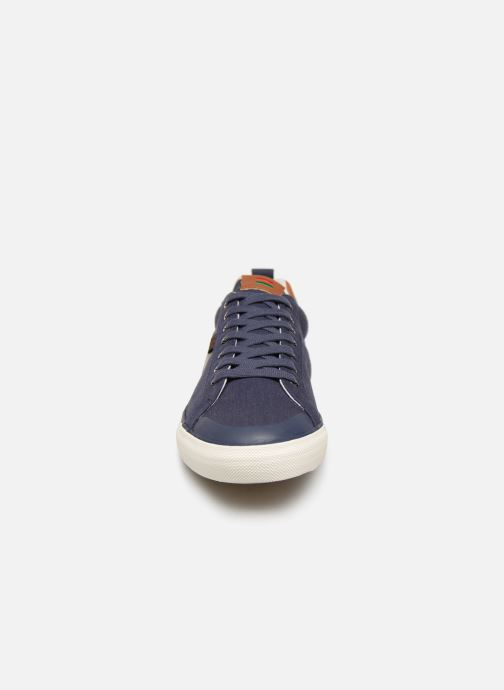 Baskets Kickers ARTY Bleu vue portées chaussures