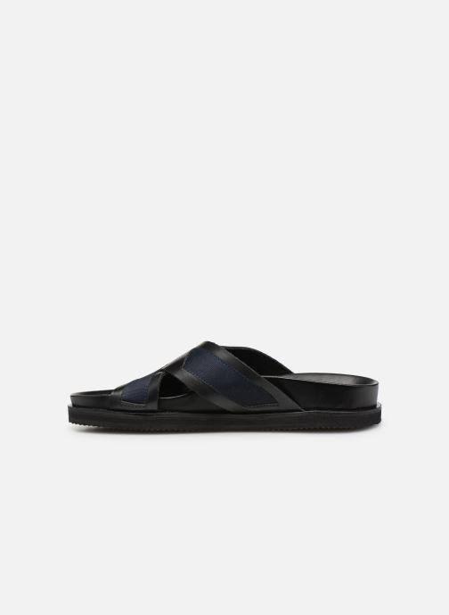 Sandales et nu-pieds Kickers SYLSON Noir vue face