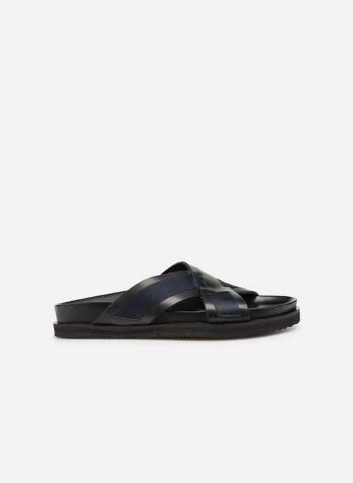 Sandales et nu-pieds Kickers SYLSON Noir vue derrière