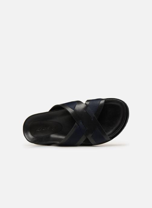 Sandales et nu-pieds Kickers SYLSON Noir vue gauche