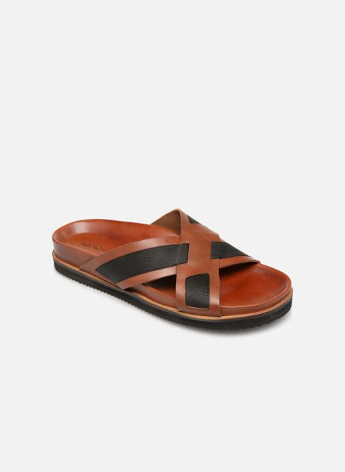 Sandalen Kickers SYLSON braun detaillierte ansicht/modell