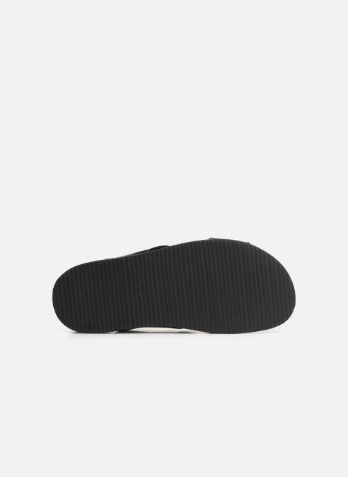 pieds Nu Et Sandross 357383 noir Chez Kickers Sandales qw7IXP