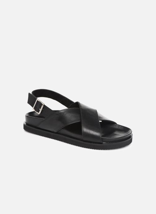 Sandalen Kickers SANDROSS schwarz detaillierte ansicht/modell