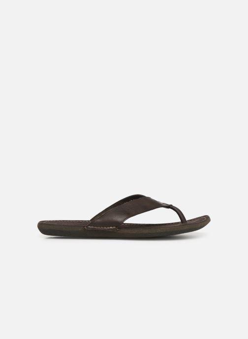 Sandales et nu-pieds Kickers SPACIES Marron vue derrière