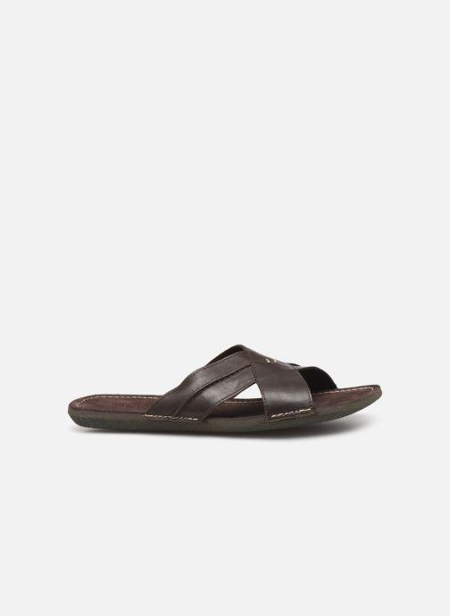 Sandales et nu-pieds Kickers SPOCK Marron vue derrière