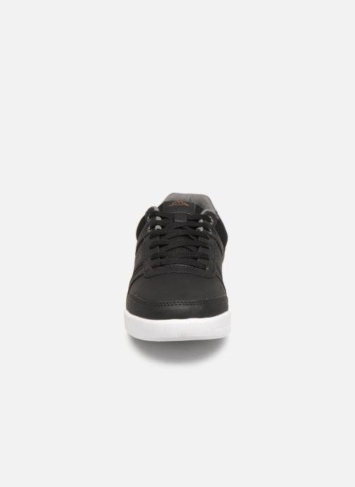 Sneaker Kappa Sonato schwarz schuhe getragen