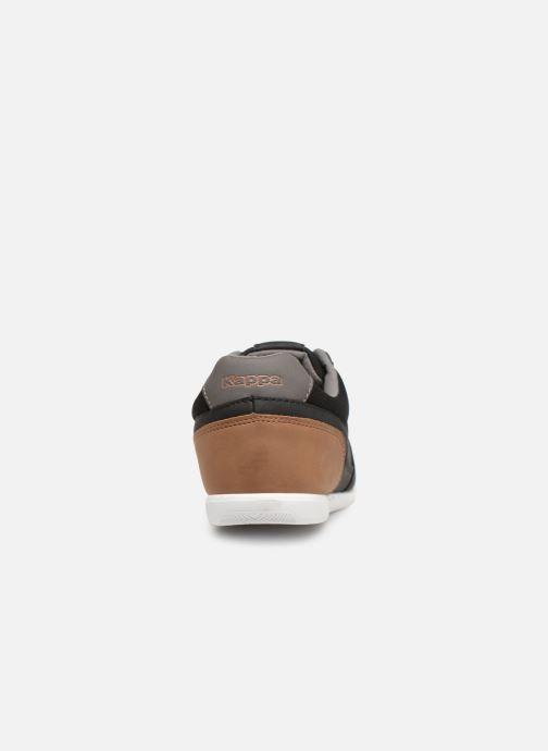 Sneaker Kappa Sonato schwarz ansicht von rechts