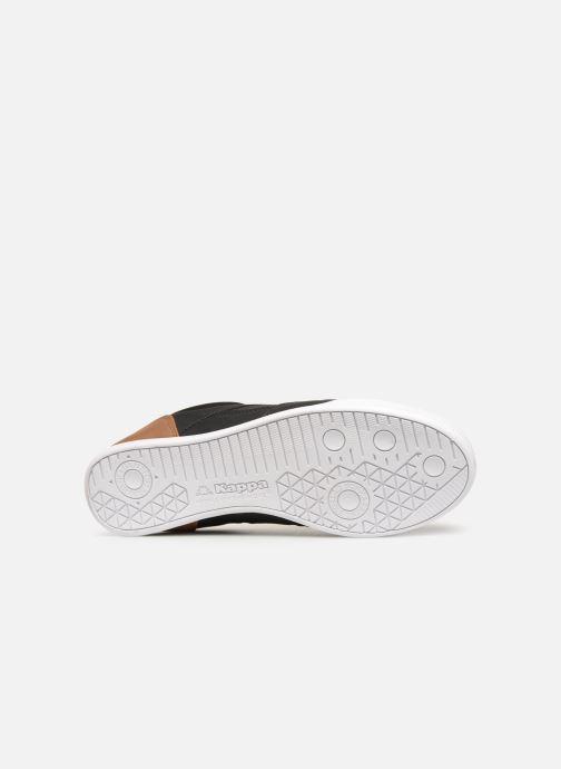 Sneaker Kappa Sonato schwarz ansicht von oben
