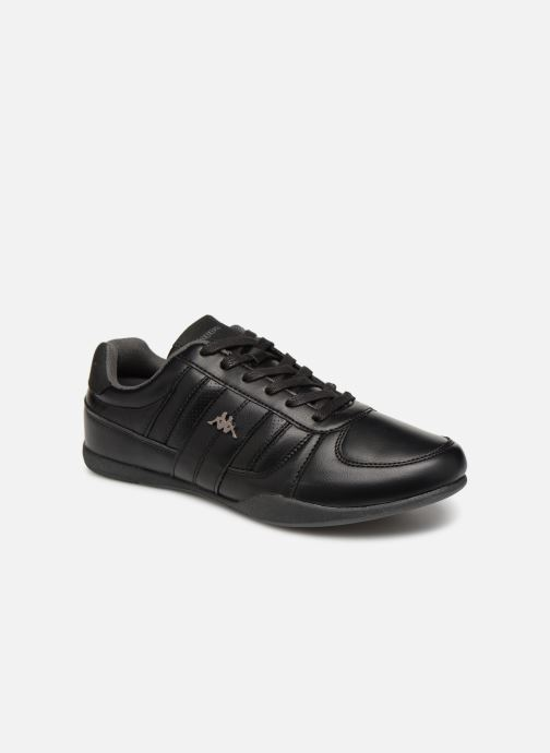 Sneakers Kappa Virano Zwart detail