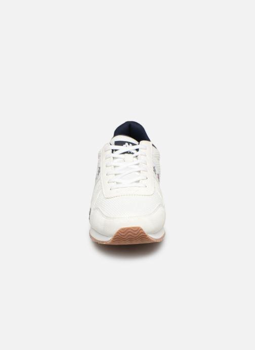 Baskets Kappa Mohan Blanc vue portées chaussures