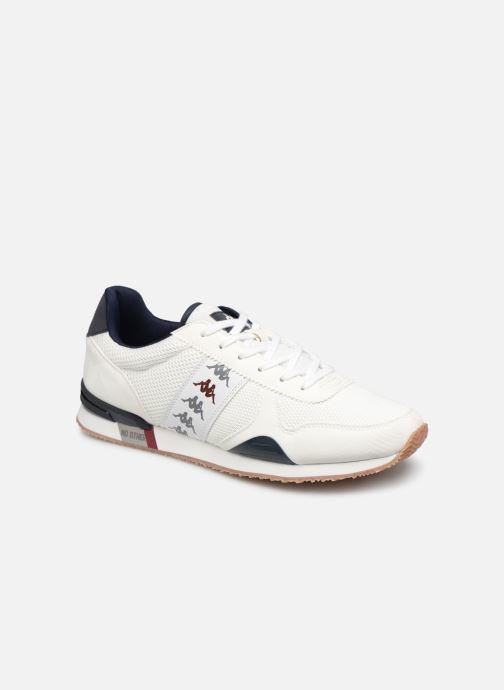 Sneakers Kappa Mohan Wit detail