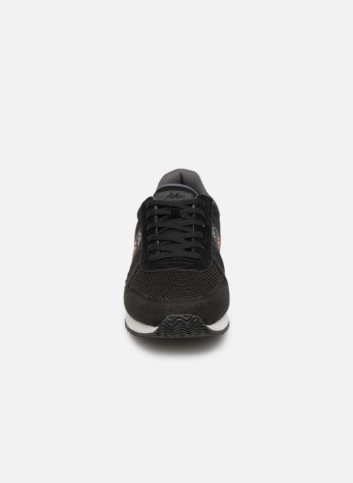 Trainers Kappa Mohan Black model view