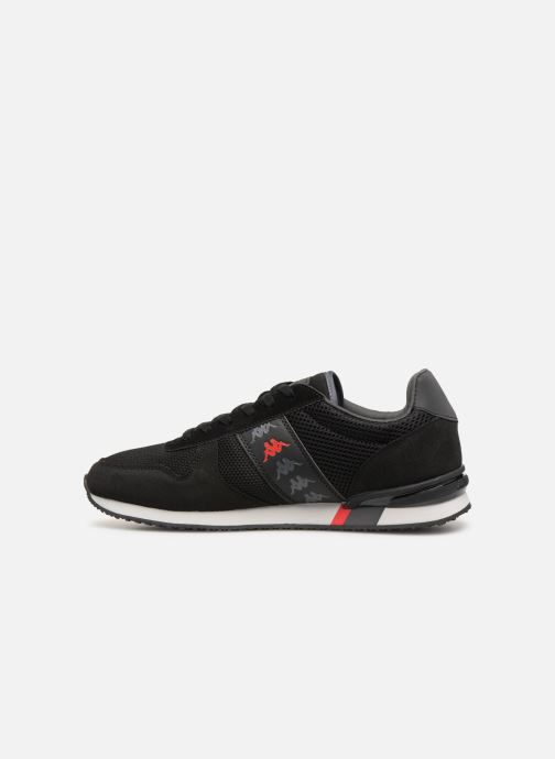 Sneakers Kappa Mohan Zwart voorkant