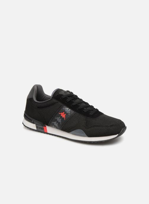Sneakers Kappa Mohan Zwart detail