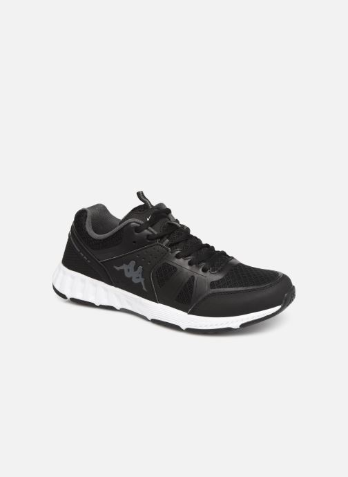 Trainers Kappa Birdy Black detailed view/ Pair view