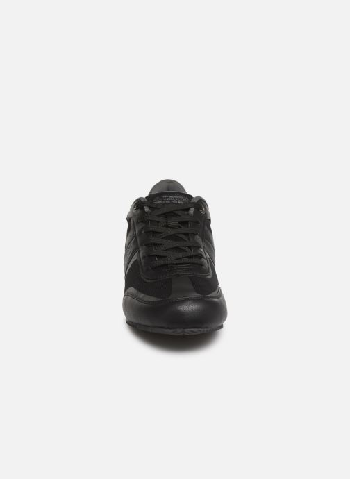 Trainers Kappa Boka Black model view