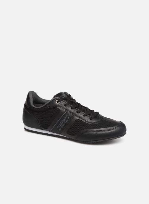 Trainers Kappa Boka Black detailed view/ Pair view