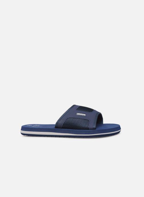 Sandalen Kappa Boxit blau ansicht von hinten