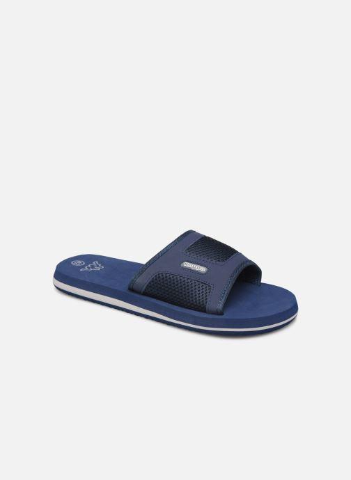 Sandales et nu-pieds Kappa Boxit Bleu vue détail/paire