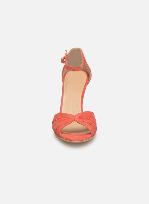 Sandali e scarpe aperte Jonak DONIT Arancione modello indossato