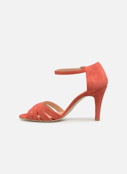 Sandali e scarpe aperte Jonak DONIT Arancione immagine frontale