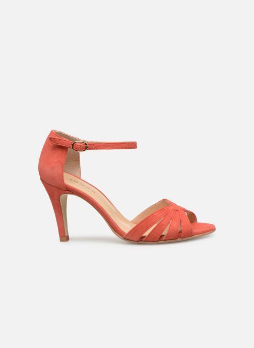 Sandales et nu-pieds Jonak DONIT Orange vue derrière