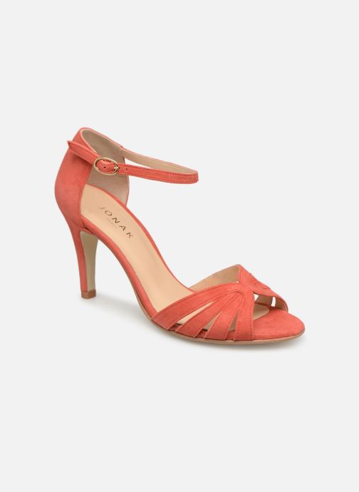 Sandales et nu-pieds Jonak DONIT Orange vue détail/paire