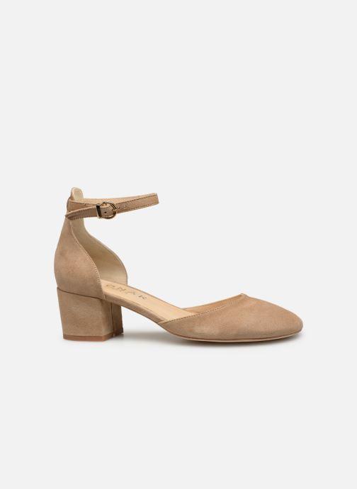 Sandales et nu-pieds Jonak VIRGILIE Beige vue derrière