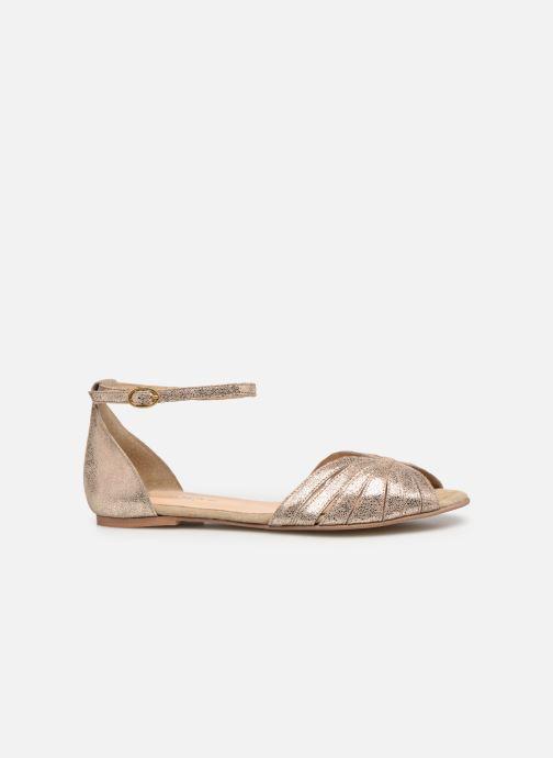 Sandali e scarpe aperte Jonak DUTRA Oro e bronzo immagine posteriore
