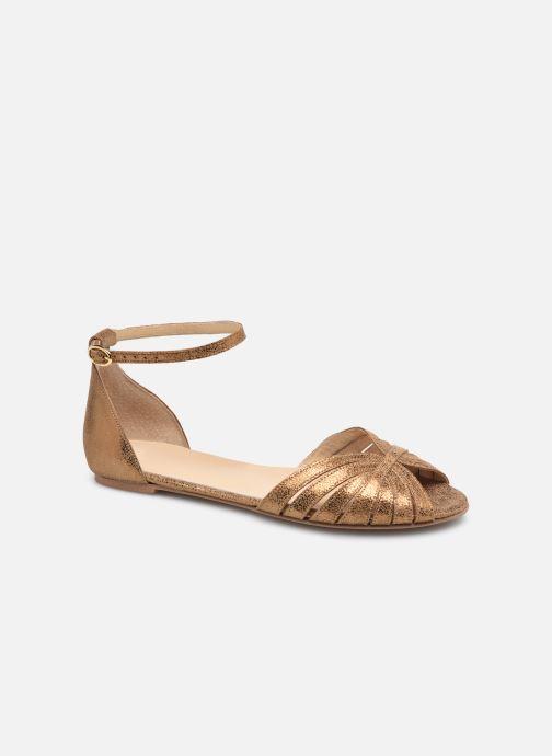 Sandalen Jonak DUTRA gold/bronze detaillierte ansicht/modell