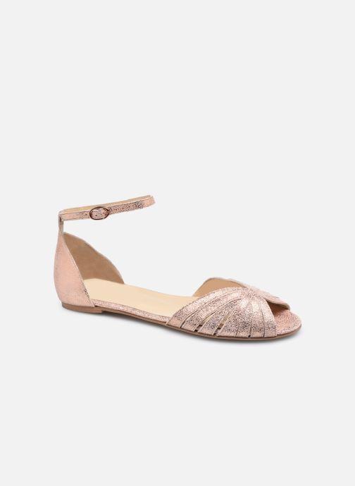 Sandales et nu-pieds Jonak DUTRA Rose vue détail/paire