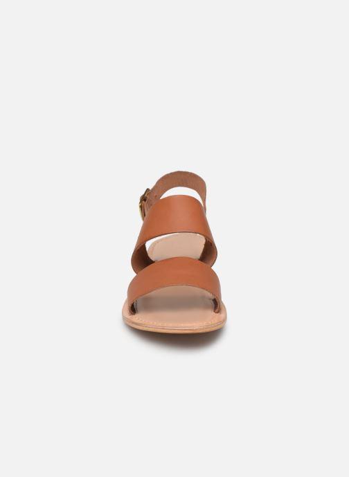 Sandalen Jonak WAOUDA 804 braun schuhe getragen