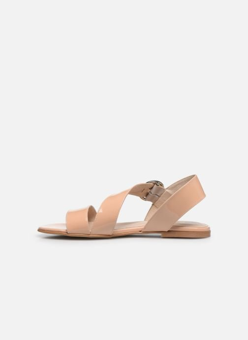 Jonak ABLA (Beige) Sandales et nu pieds chez Sarenza (440473)