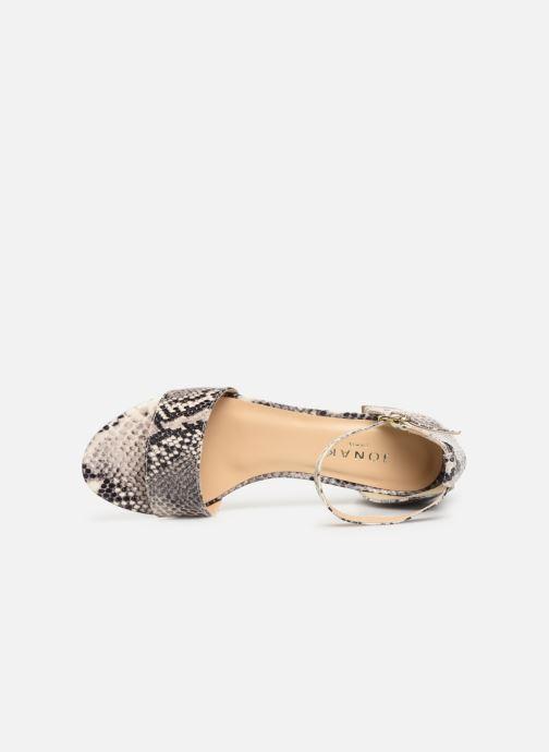 Sandali e scarpe aperte Jonak VERDI Grigio immagine sinistra