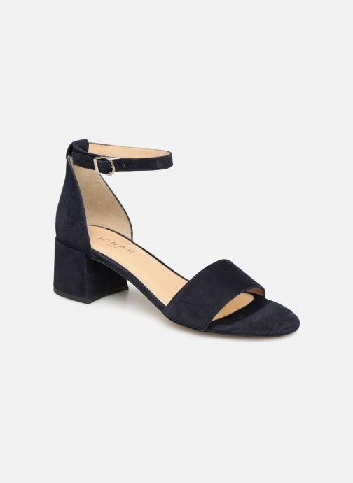 Sandales et nu-pieds Jonak VERDI Bleu vue détail/paire