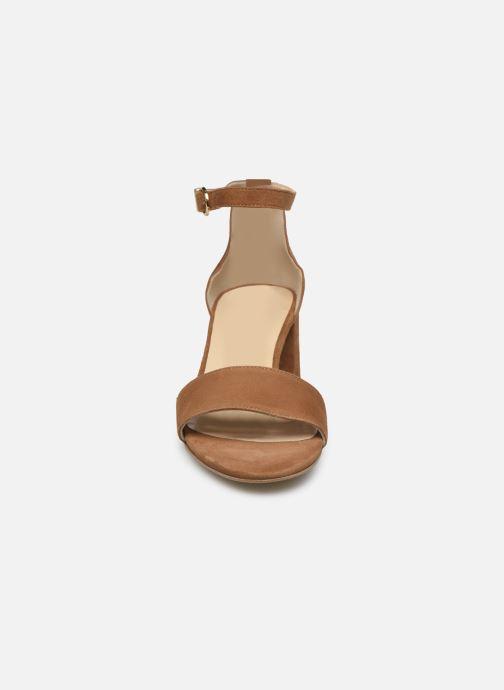 Sandalen Jonak VERDI braun schuhe getragen