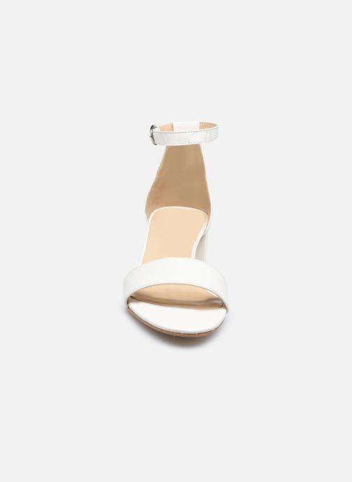 Sandali e scarpe aperte Jonak VERDI Bianco modello indossato