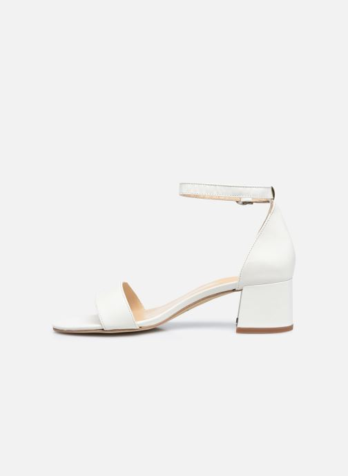 Sandali e scarpe aperte Jonak VERDI Bianco immagine frontale
