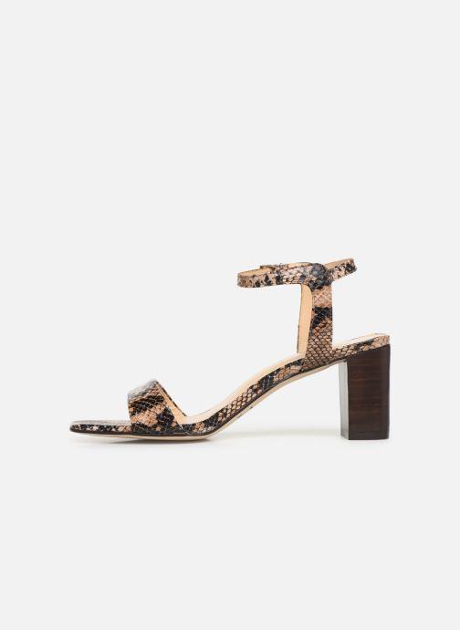 Sandali e scarpe aperte Jonak VRISTO Marrone immagine frontale