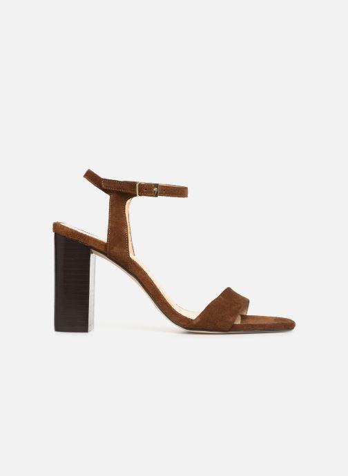 Sandales et nu-pieds Jonak VROSE Marron vue derrière