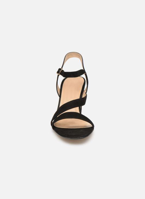 Sandales et nu-pieds Jonak VEDHI Noir vue portées chaussures