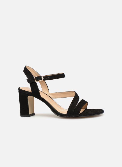 Sandales et nu-pieds Jonak VEDHI Noir vue derrière