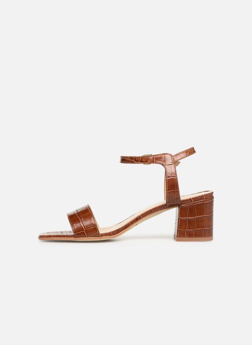 Sandals Jonak VICHO Brown front view