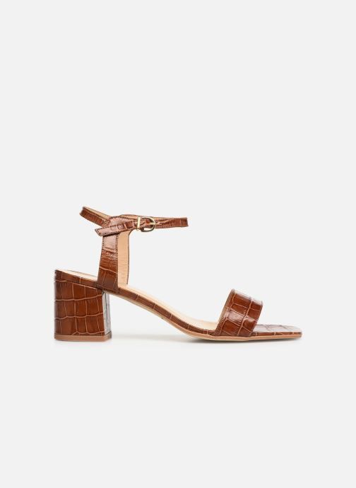 Sandals Jonak VICHO Brown back view