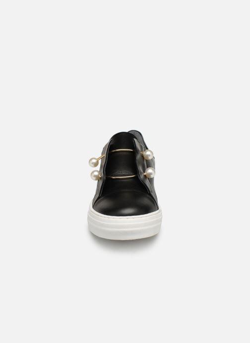 Baskets Jonak DULCILENE Noir vue portées chaussures