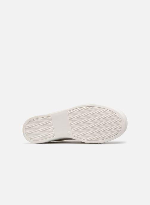 Baskets Jonak DULCILENE Blanc vue haut